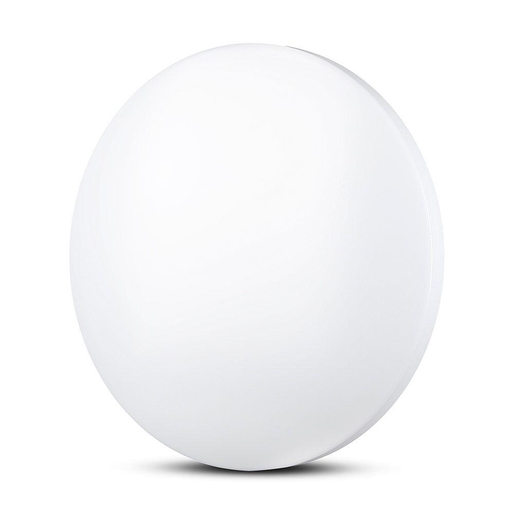 Aplica LED Milky Cover 12W Schimbare Culoare 3 in 1