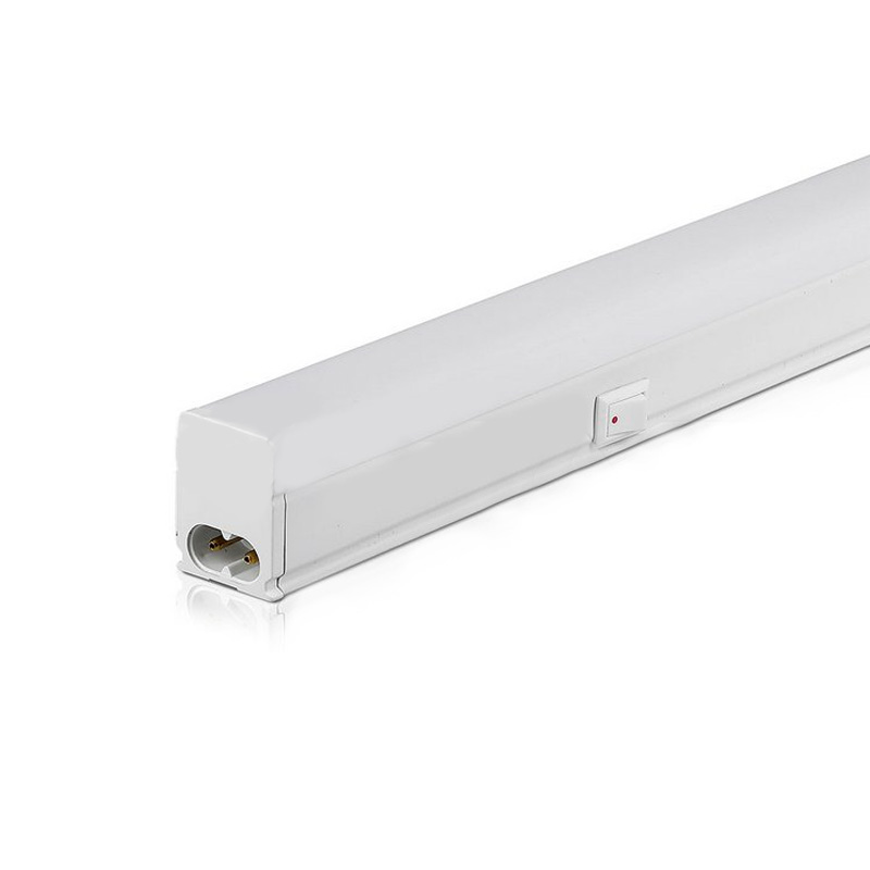 Lampa LED 7W, Batten Fitting, T5, 60cm, Lumina Calda (3000K) Cip SAMSUNG