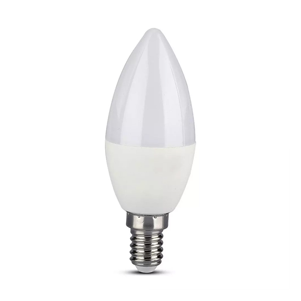 Bec LED Lumanare SMART RGB+WW+CW 4.5W, E14