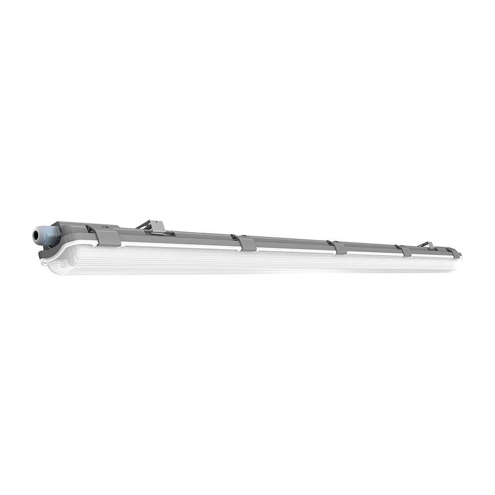 Lampa LED rezistent la apa, Tub 60cm 2x10W, 4000K