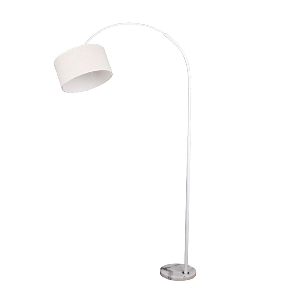 Lampadar, Soclu E27, Corp Alb, 1760x330 mm