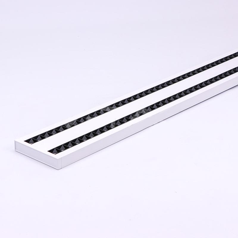 Lampa LED Lineara 60W, Suspendata Linkable, Corp Alb, Lumina Naturala (4000K) Cip Samsung