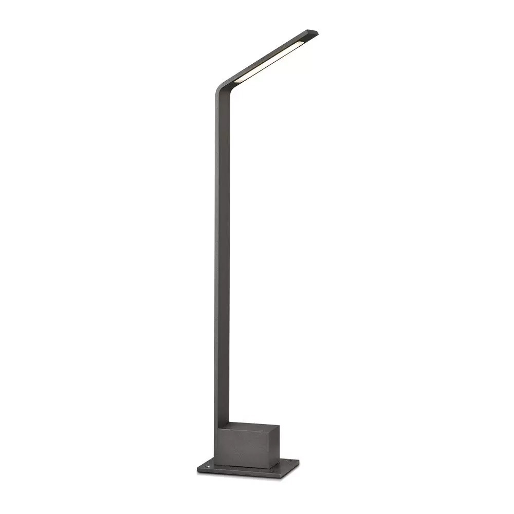 Lampa LED Bollard 7W, Exterior IP54, Lumina Naturala (4000K)