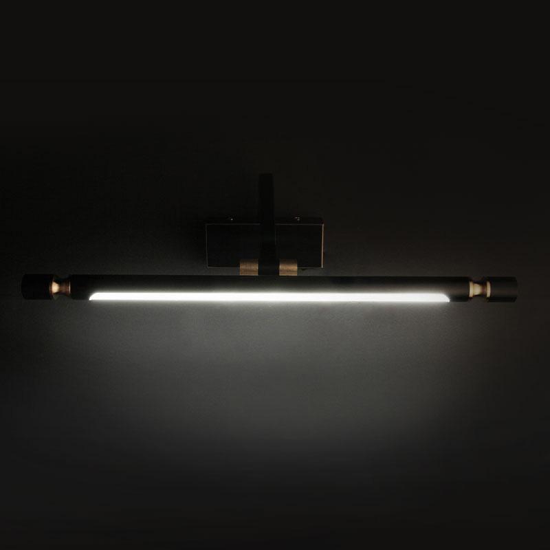 Lampa LED pentru Oglinda 10W, Lumina Naturala, IP44 cu Buton Pornit-Oprit