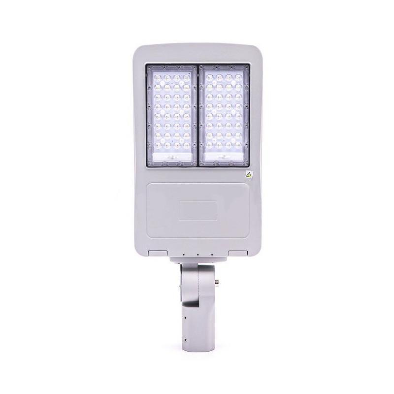 Lampa Stradala LED 120W, Lumina Rece (6400K) Clasa II, Aluminiu Dimabil, 140LM/W, Cip SAMSUNG