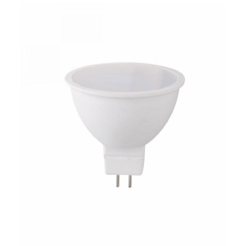 Bec LED 7W, GU5.3, Lumina Rece (6500K) 220V