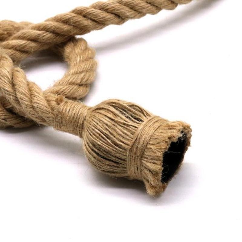 Pendant Sfoara Lung cu cablu 1,5m, E27