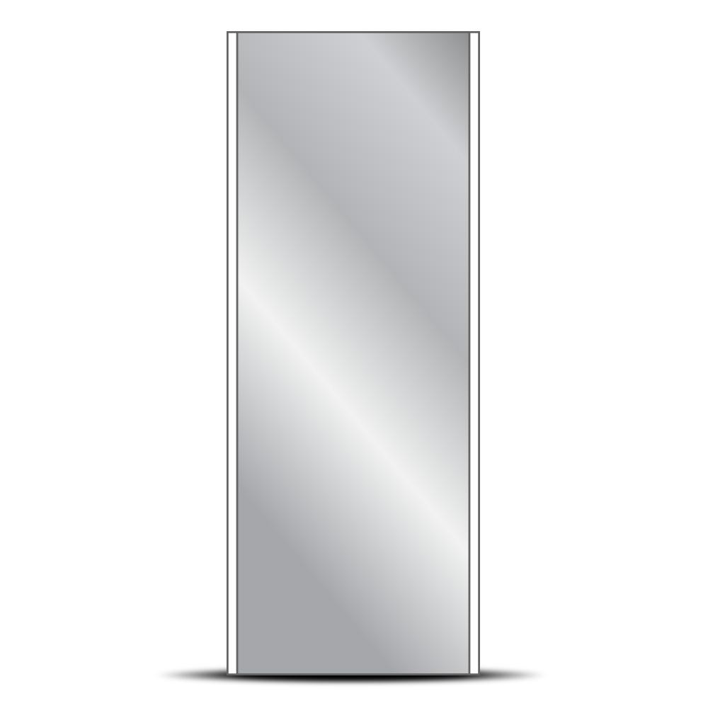 Oglinda Dreptunghiulara cu Lumina pe LED, 2300 X 900mm