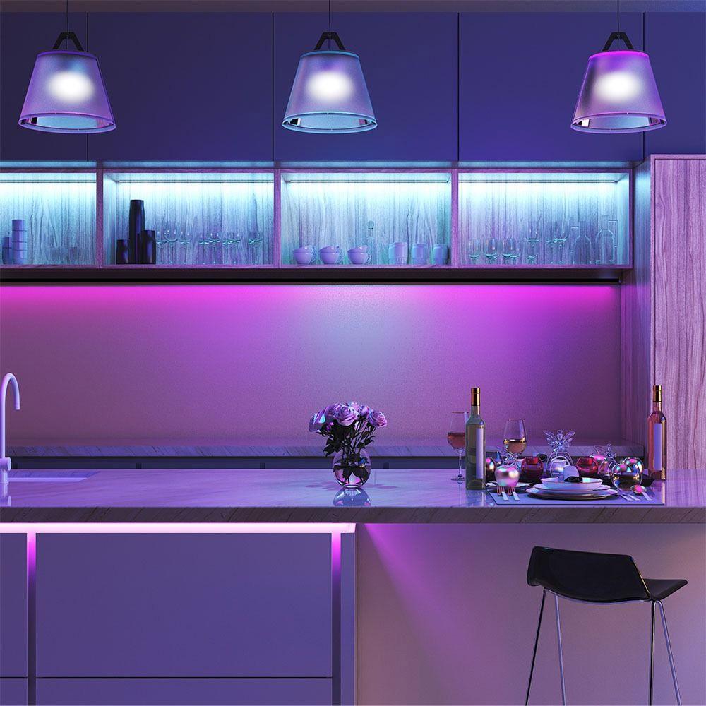 Banda LED SMD5050 - 10 W/m 60 LED/m RGB IP20