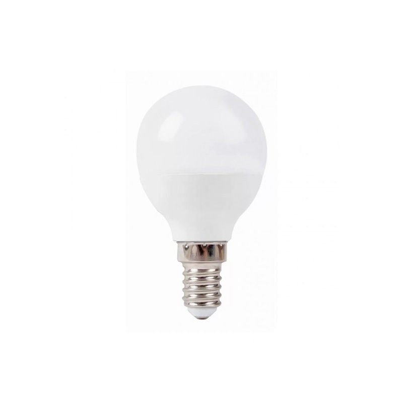 Bec LED P45, E14, 5W, Lumina Naturala(4000K) 220V
