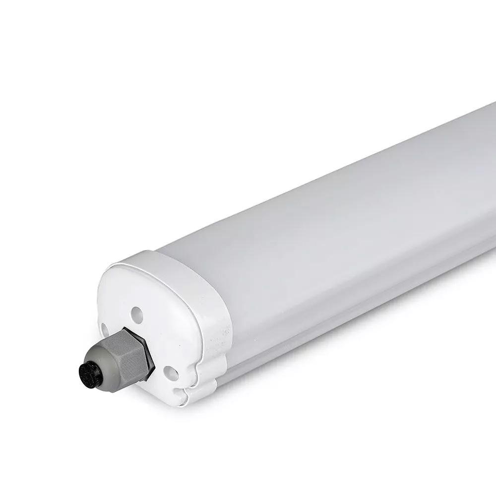 Lampa liniara LED 32W, 160 lm/Watt, 1500mm, Lumina Rece (6400K), IP65