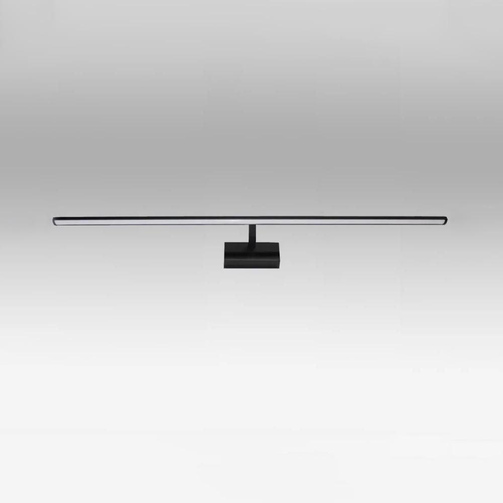 Lampa pentru Baie 16W, Culoare Corp Negru, Lungime 810 mm