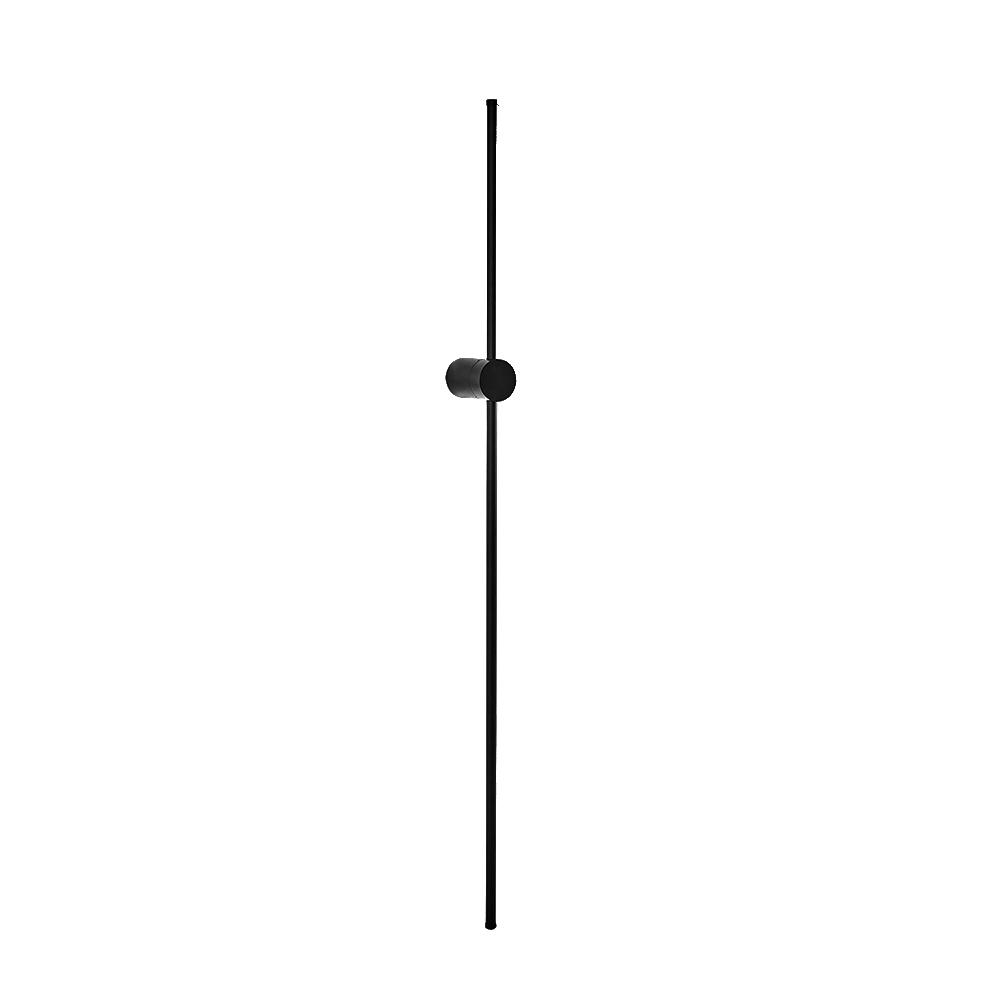 Lampa de Perete Neagra Liniara 24W