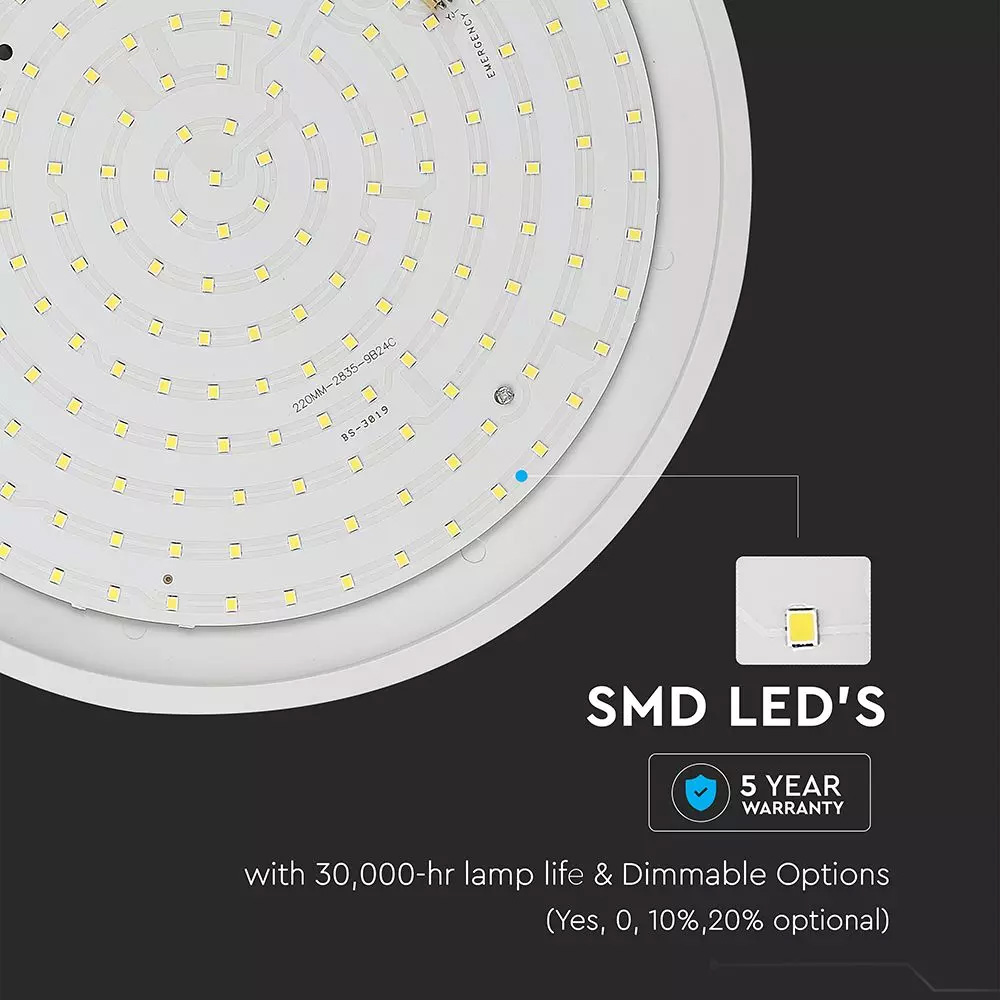 Aplica LED 12W, Cip SAMSUNG 120LM/W, IP65, Senzor, 4000K
