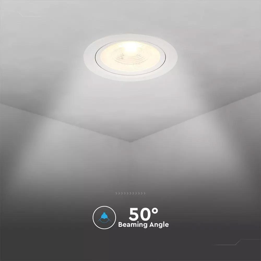 Spot LED 7W, Lumina Naturala 4000K, IP 20