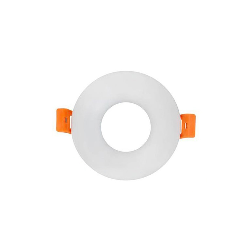 Rama Spot Led 85x32 mm, IP20, Culoare Alba, Compatibil GU10