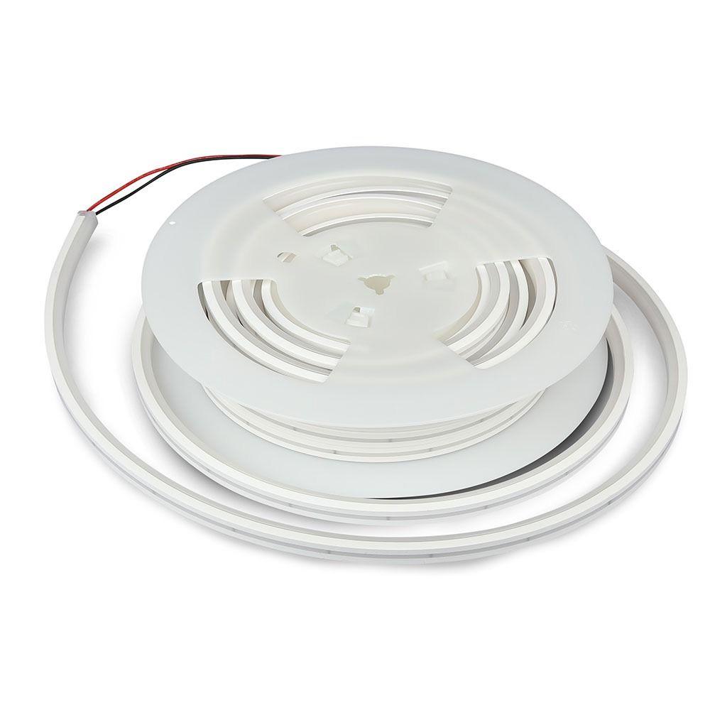 Neon Flexibil Lumina Rece 3Y, 10.8 W/m, 6x12mm, 24V, rola 5 m