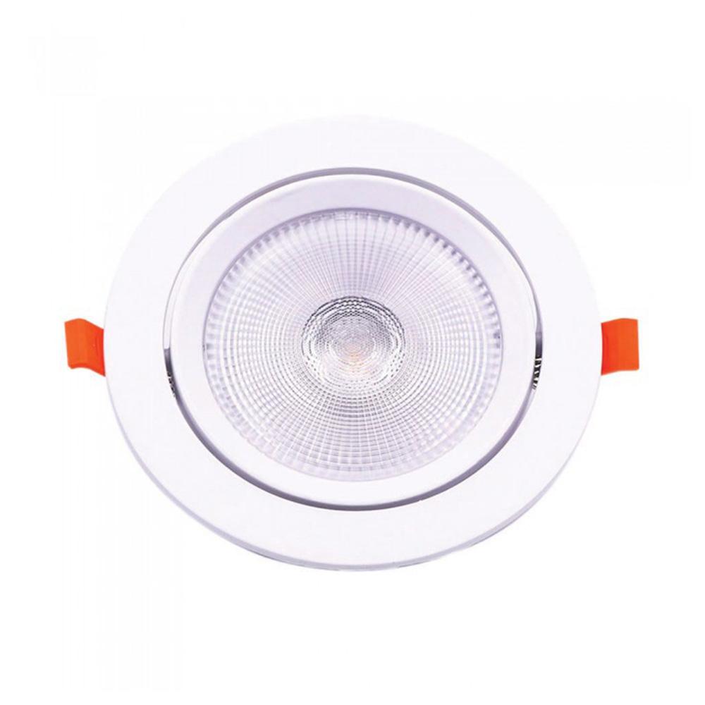 Spot LED Cip SAMSUNG 30W, Orientabil Incastrat, Lumina Calda 3000K