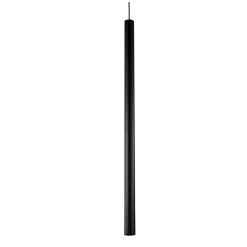 Corp de Iluminat Fir, 3W, Lumina Calda 3000K, Corp Negru
