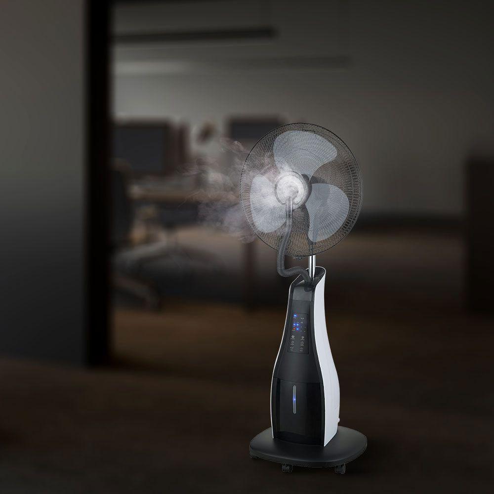 Ventilator 80W Vertical cu Rezervor 3.2L pentru Vapori de Apa