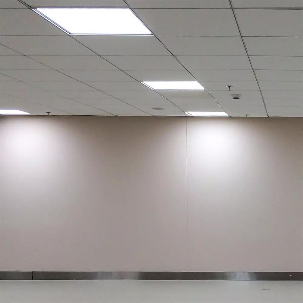 Panou LED 36W, 595x595 mm, Alb Cald 3000K