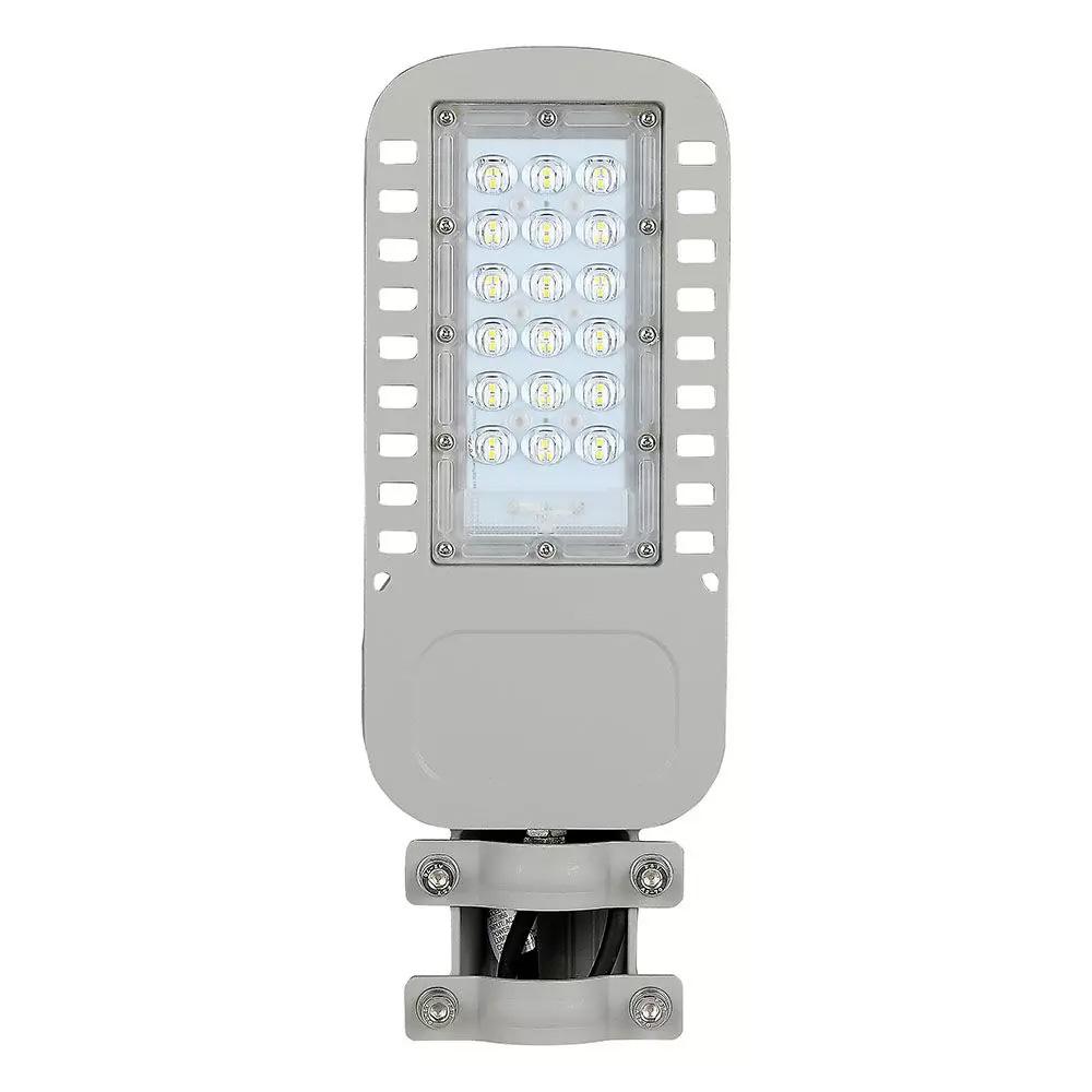 Lampa Stradala LED 30W, Cip SAMSUNG, 5 Ani Garantie, Slim, 6400K