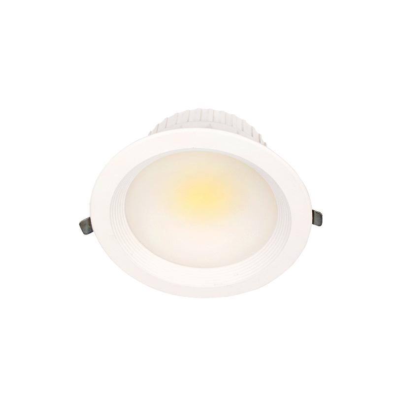 Spot LED COB 30W, incastrabil, lumina alba naturala