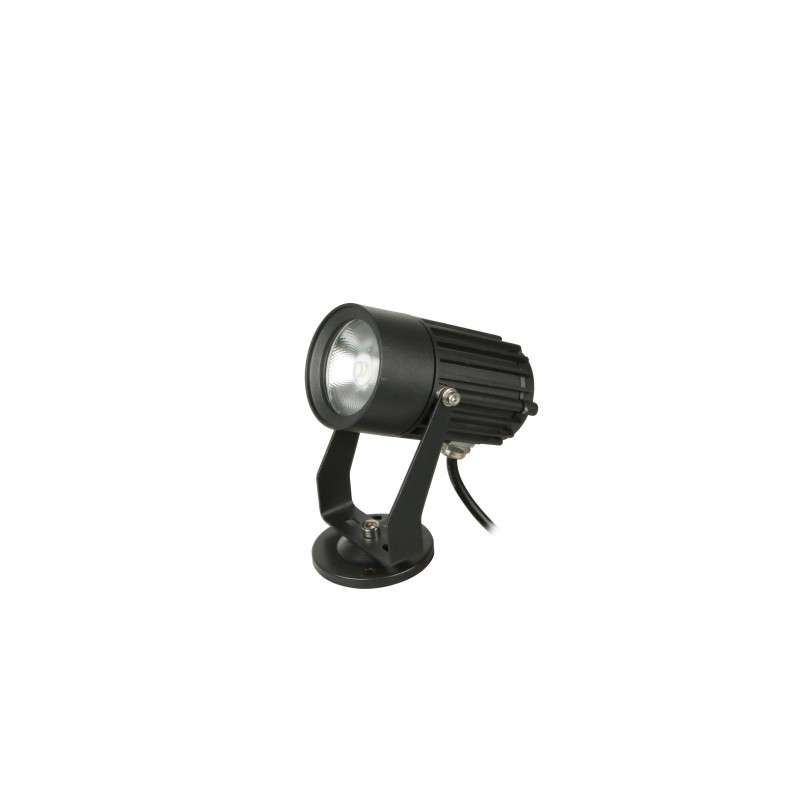 Corp LED 3W, pentru exterior IP66, lumina alba rece