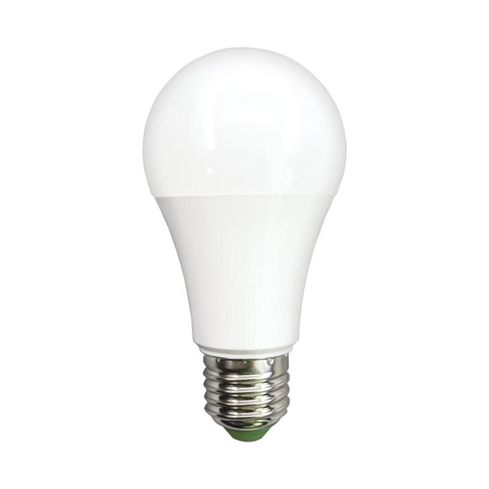 Bec LED 7W, 220V, E27, mat, lumina alba naturala