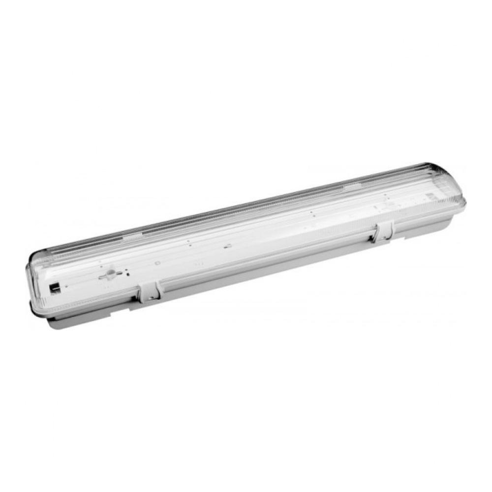 Corp de iluminat pentru tub LED T8, 9W, IP65