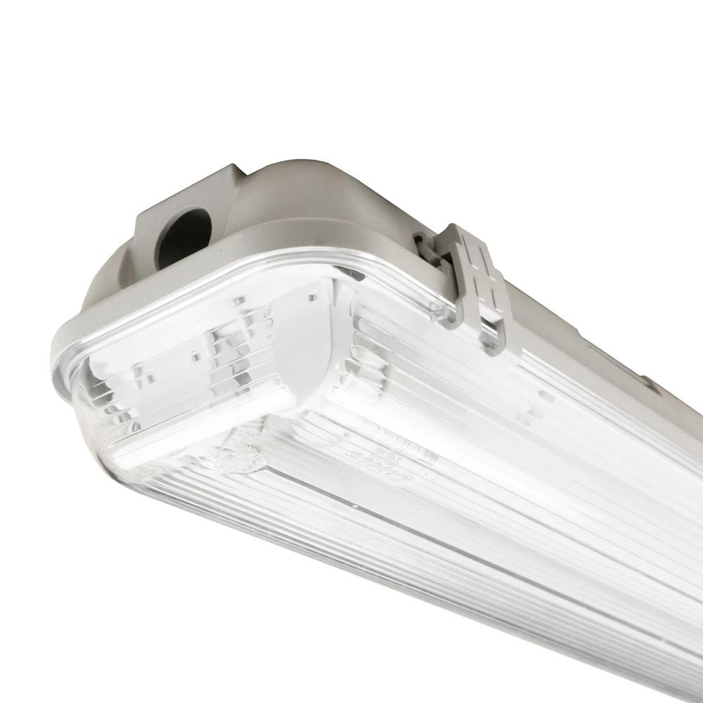 Corp de iluminat pentru tub LED T8, 2X26W, IP65