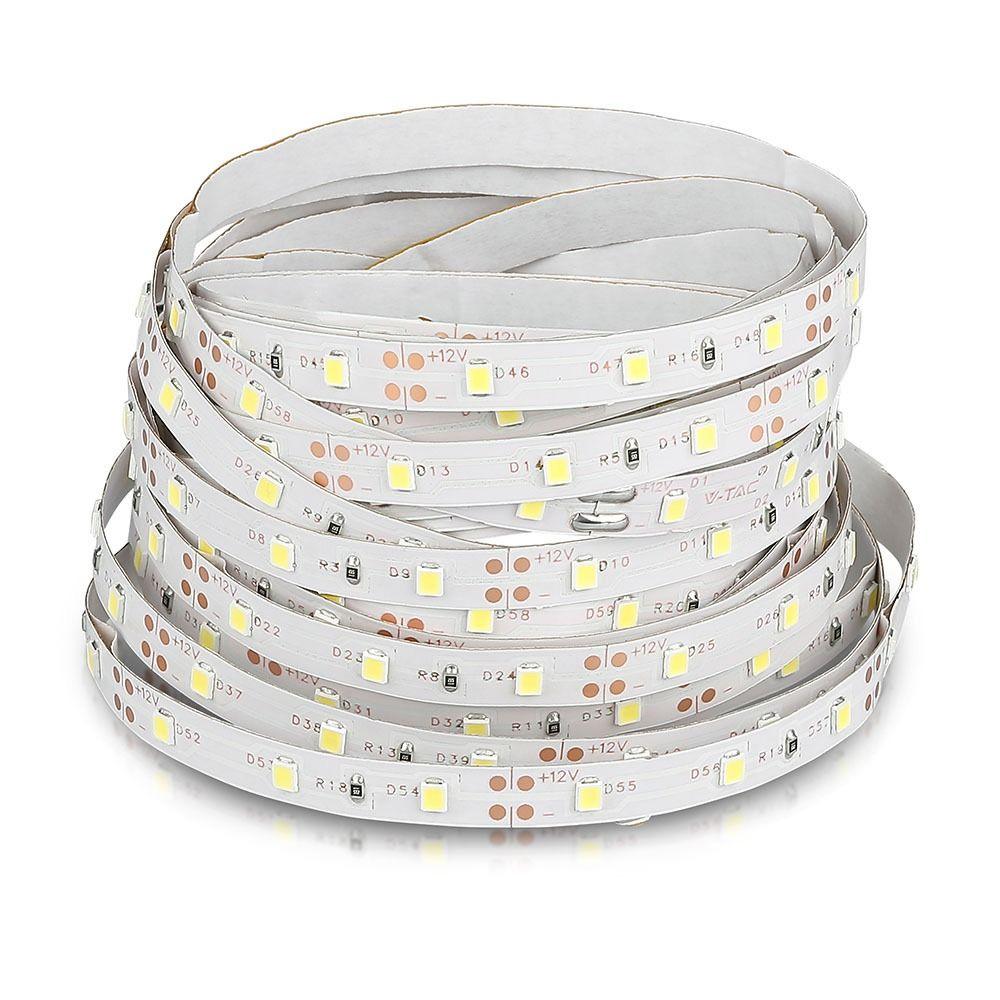 Banda LED SMD3528 - 3.6 W/m 60LED/m Galben IP20