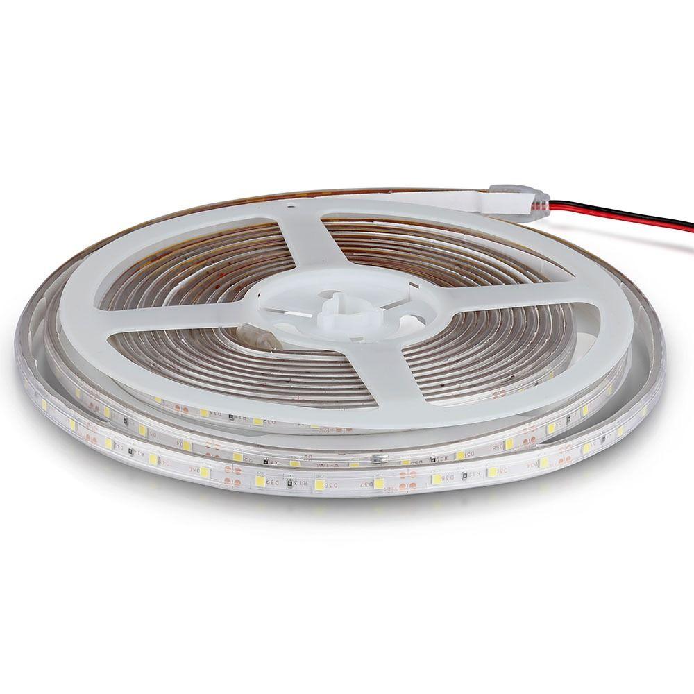 Banda LED SMD3528 - 3.6 W/m 60LED/m 3000K IP65