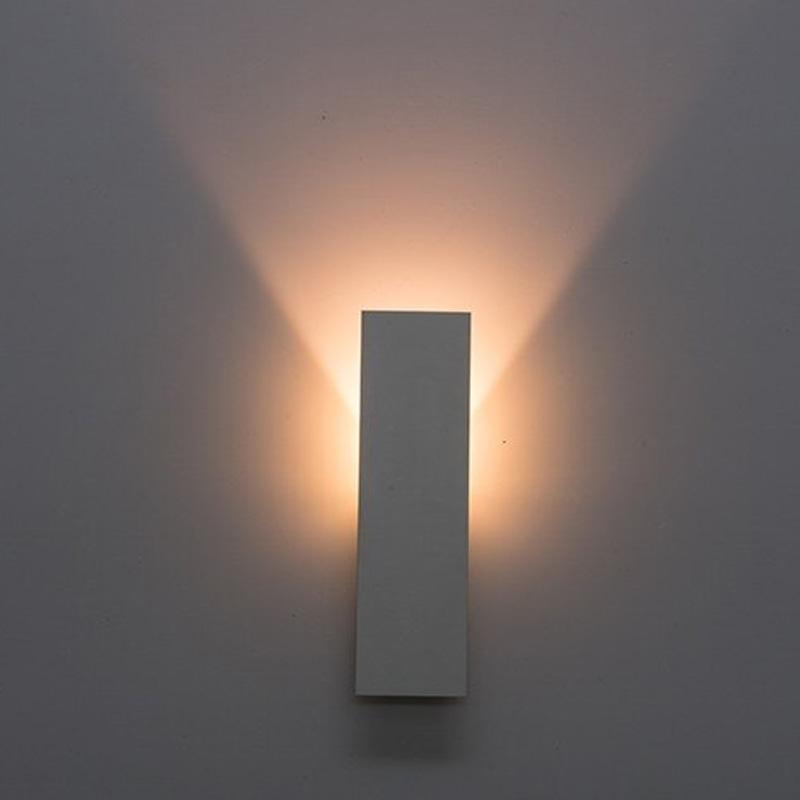 Corp iluminat de perete cu LED 3W, lumina indirecta, IP20,  alb natural